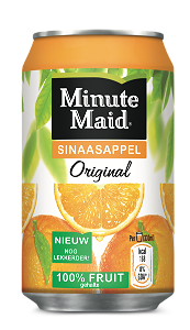 Foto Minute Maid sinaasappelsap